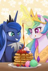 Pancakes! by Buryooooo