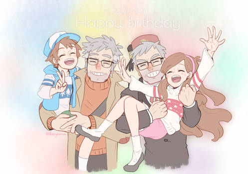 Pines Birthday