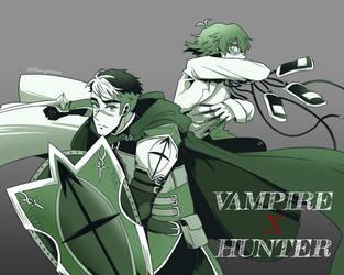 Vampire Hunter by Buryooooo