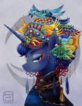 Chinese New Year - Luna