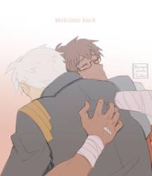 Shadam-  Welcome back by Buryooooo