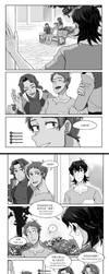 VLD Fancomic - Afterglow Part2 by Buryooooo
