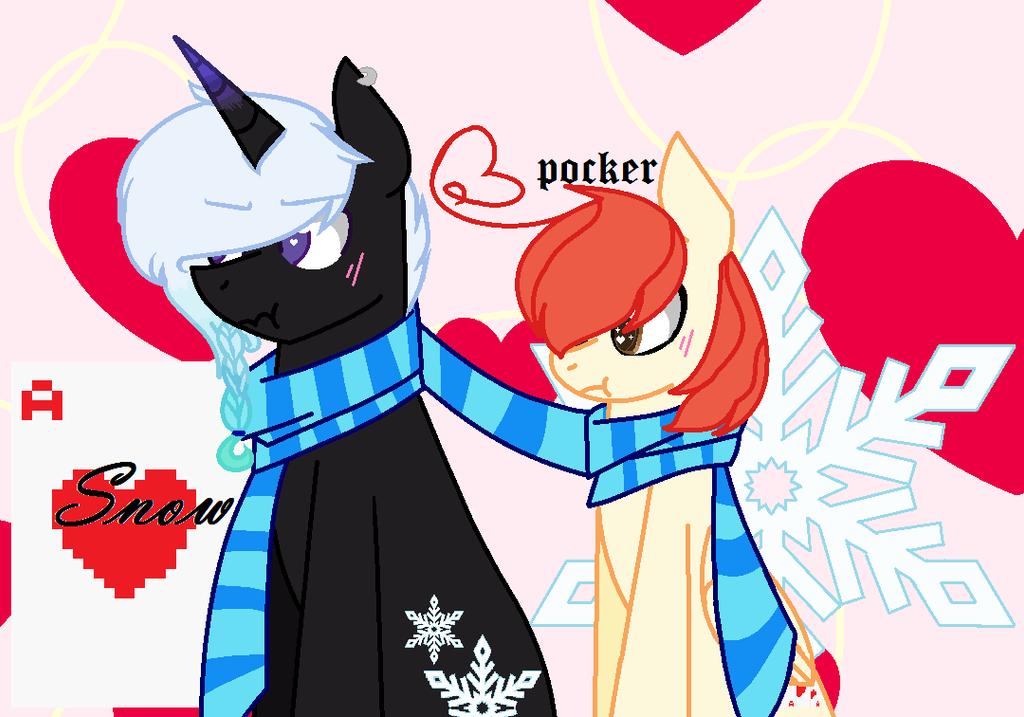 Happy Valentine's Day by Darkblue2210