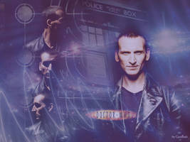 Doctor Who by Cermisait