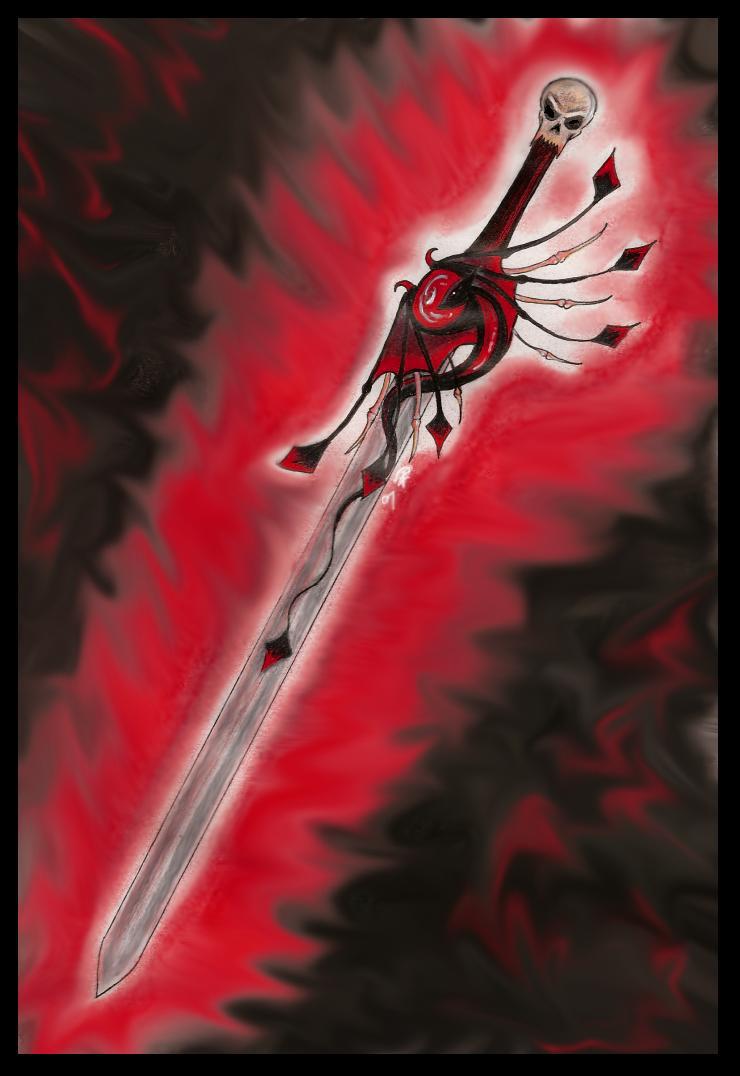 Beastie: Vampire Sword by Shinpai on DeviantArt