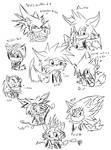 The Chibi's of lol