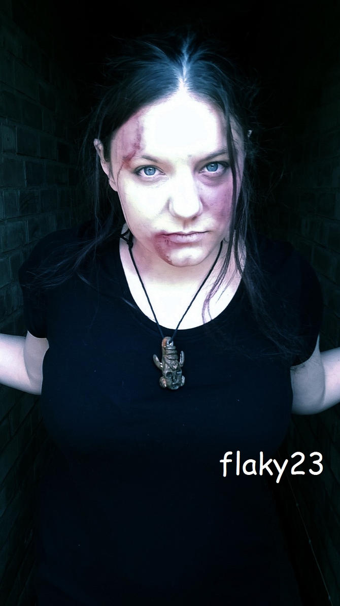 Dean Winchester (female version) by flaky23
