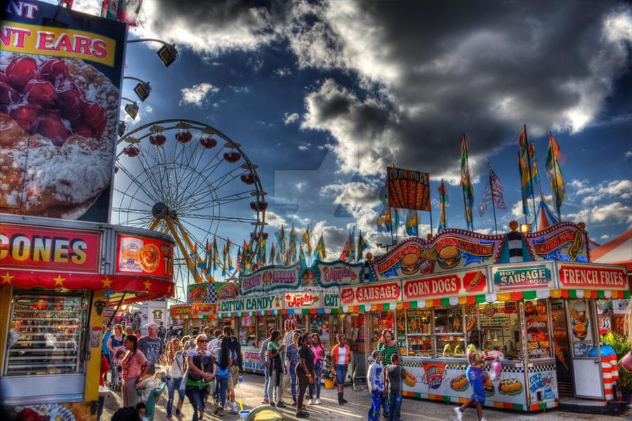 South Florida Fair by tjohare