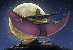 Darkwing Duck by HannahNew