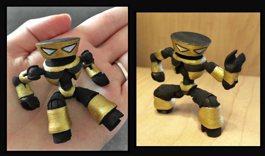 Rob 3D Print Posable by HannahNew