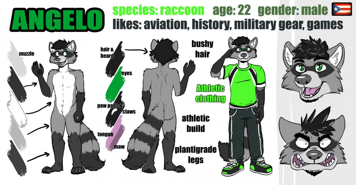 Angelo Ref Sheet by Crypto-137