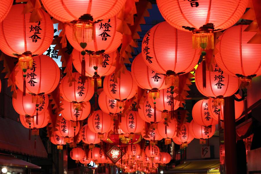 Lantern Festival 2012 By TimGrey