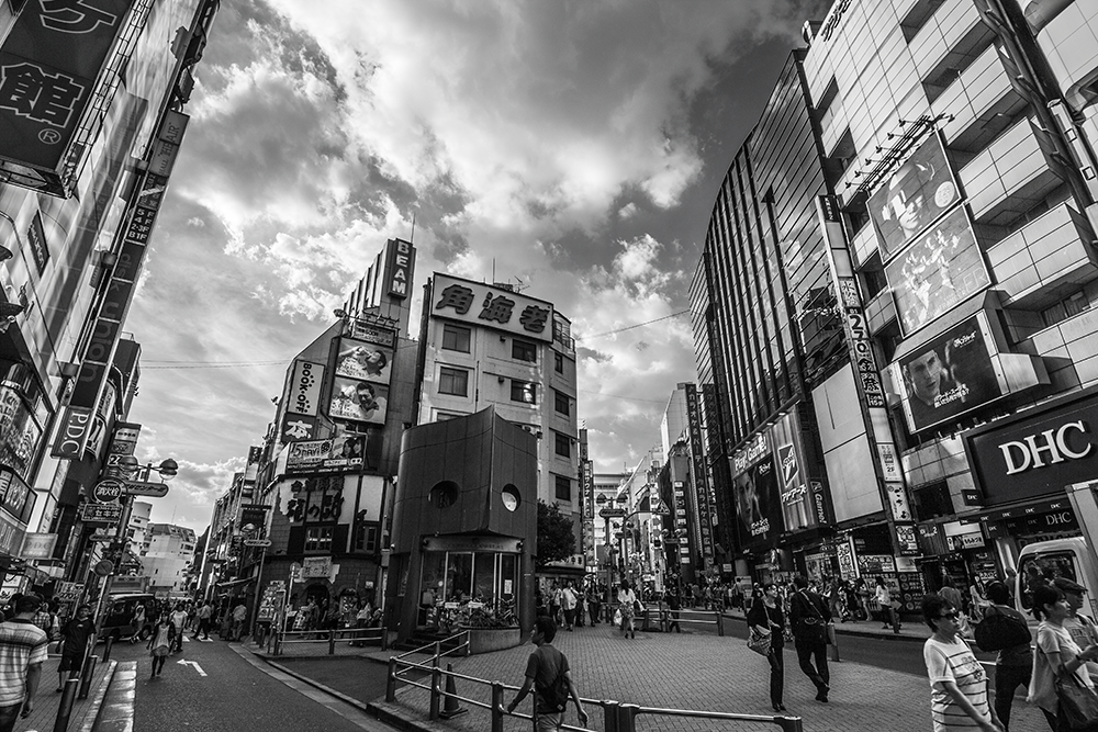 Somewhere near Tokyo by TimGrey