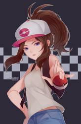 Pokemon White 031619 by theARMYduo