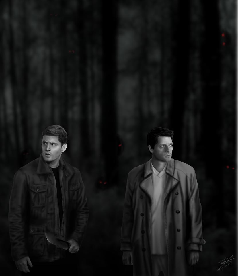 Supernatural - What do we do now ? by cris98765