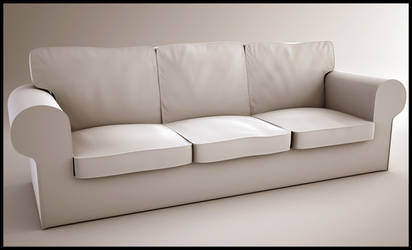 Speed Sofa by Abhishrut