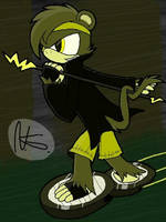 Mingo the Spidermonkey