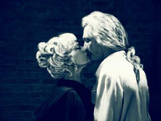 Rendezvous in Azkaban (Lucius and Narcissa Malfoy) by Savvyshka