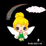 Tinker Bell by chibichibirocks
