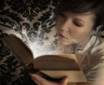 . the magic of books by kitty-fix