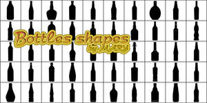 Bottles shapes