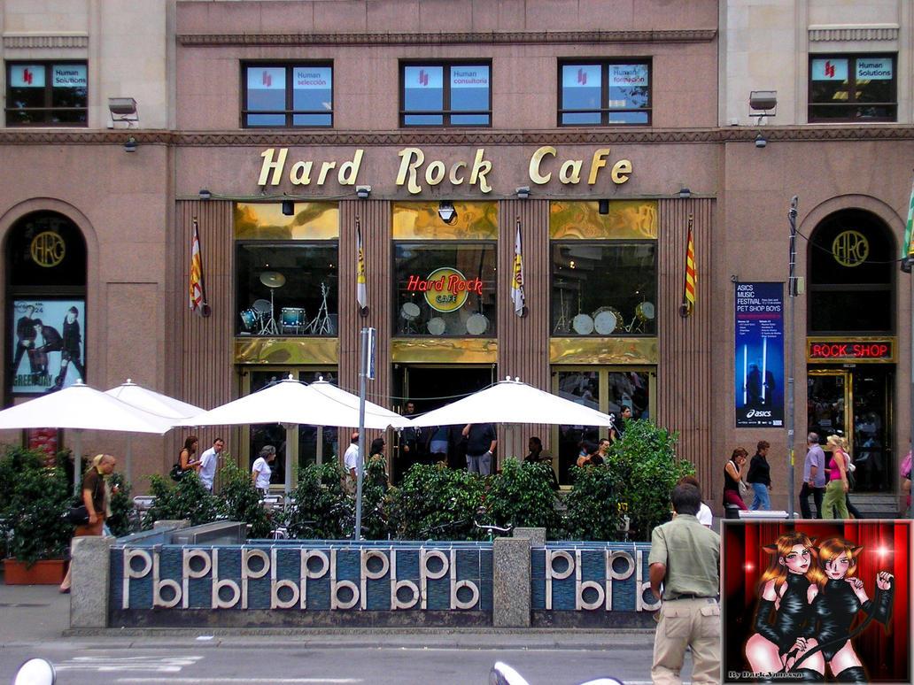 Hard Rock Cafe Sydney Shop