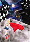 BatLondon and SuperMaddie