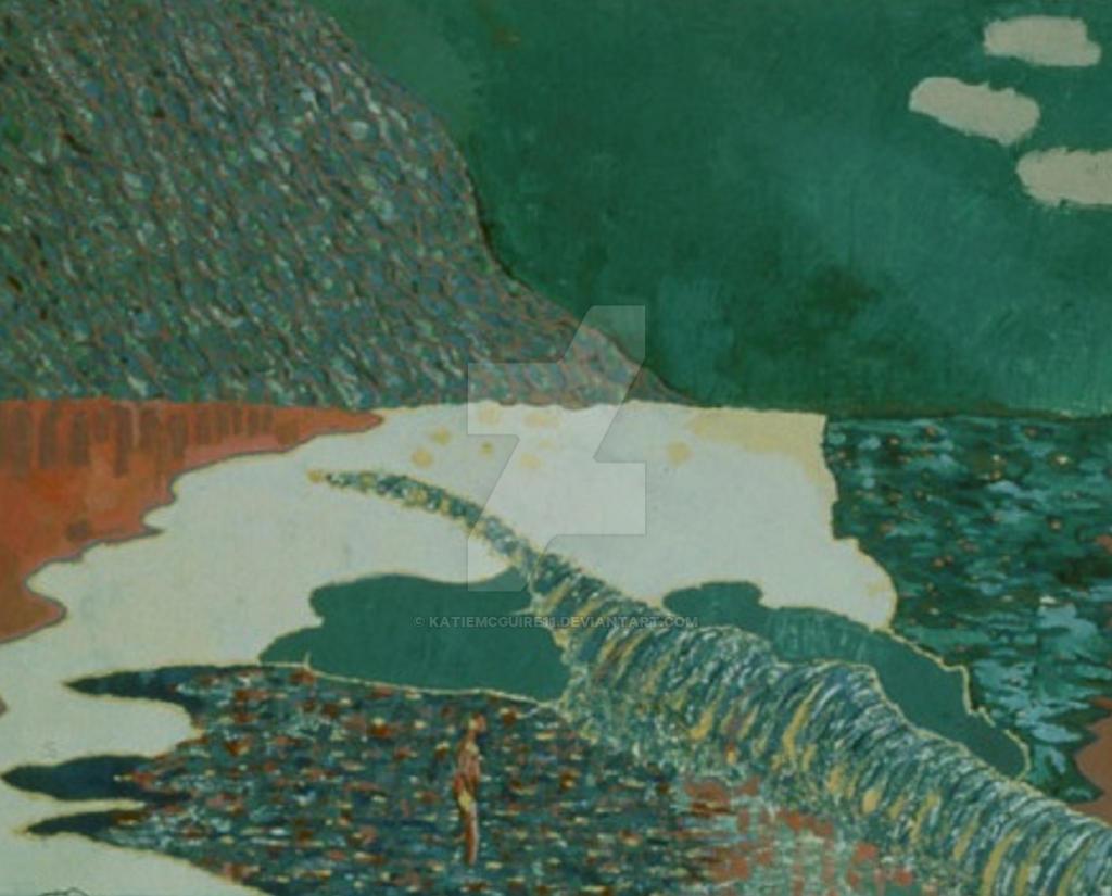 Figure In Landscape by KatieMcGuire11