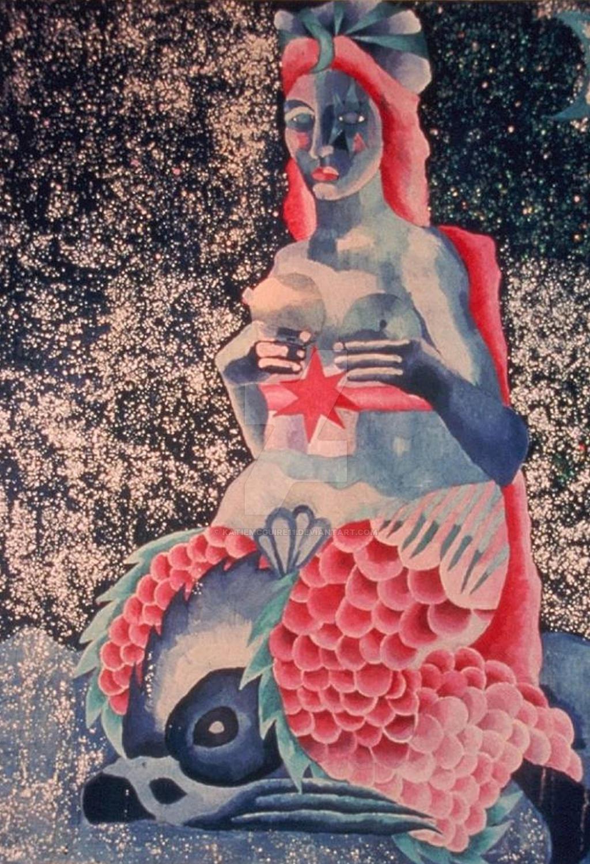 Mermaid by KatieMcGuire11