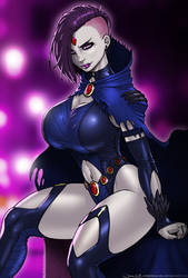 Raven '18 by CerberusLives