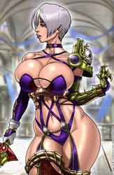 Ivy - Soulcalibur VI by CerberusLives