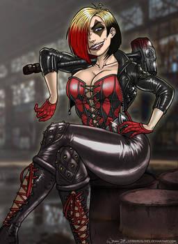 Telltale Games' Harley Quinn