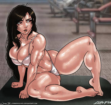 Tifa - Working Out