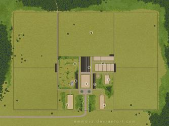 Qormyrth stable map by EmmaVZ