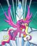 Princess Mi Amore Cadenza of the Crystal Empire