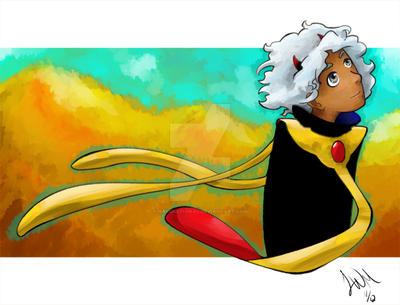 Jazu Promo Art by Naminational
