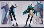 [CLOSED] Outfit Adopt #101-102 Auction