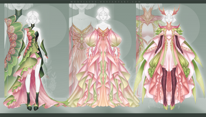 [CLOSED] Outfit Adopt #209-211 Auction