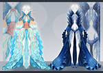 [CLOSED] Outfit Adopt #226-227 Auction