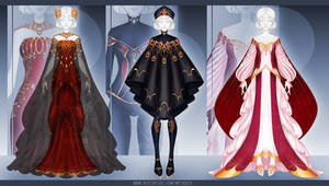 [CLOSED] Outfit Adopt #280-282 Auction