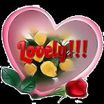 Lovely 4 by LA-StockEmotes