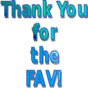 Thank You for the FAV 5 by LA-StockEmotes