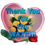 Thank You for the WATCH 4 by LA-StockEmotes