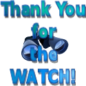 Thank You for the WATCH 5 by LA-StockEmotes