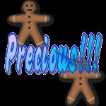 Precious 3 by LA-StockEmotes