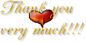 Thank you very much 1 by LA-StockEmotes