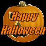 Happy Halloween Pumpkin by LA-StockEmotes