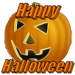 Happy Halloween Pumpkin 2 by LA-StockEmotes