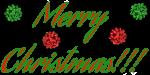 Merry Christmas 1 by LA-StockEmotes