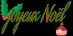 joyeux Nol by LA-StockEmotes
